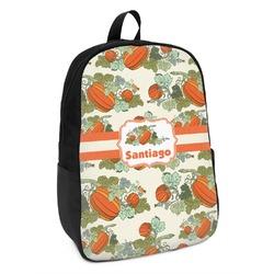 Pumpkins Kids Backpack (Personalized)
