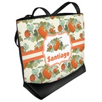 Pumpkins Beach Tote Bag (Personalized)