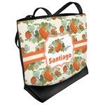Pumpkins Beach Tote Bag (Personalized)