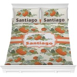 Pumpkins Comforter Set (Personalized)
