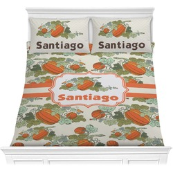 Pumpkins Comforters (Personalized)