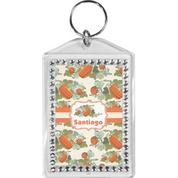 Pumpkins Bling Keychain (Personalized)