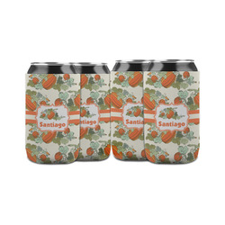 Pumpkins Can Sleeve (12 oz) (Personalized)