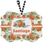 Pumpkins Rear View Mirror Charm (Personalized)
