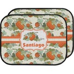 Pumpkins Car Floor Mats (Back Seat) (Personalized)