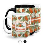Pumpkins Coffee Mugs (Personalized)