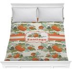 Pumpkins Comforter (Personalized)