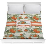 Pumpkins Comforter (Personalized)