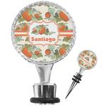 Pumpkins Wine Bottle Stopper (Personalized)