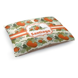 Pumpkins Dog Pillow Bed (Personalized)