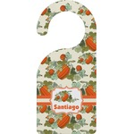 Pumpkins Door Hanger (Personalized)