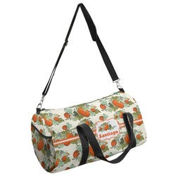 Pumpkins Duffel Bag (Personalized)