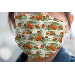 Pumpkins Face Mask Cover (Personalized)
