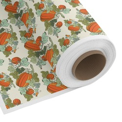 Pumpkins Custom Fabric by the Yard (Personalized)
