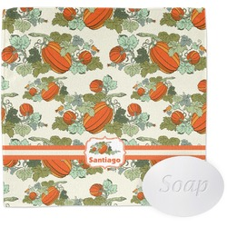 Pumpkins Wash Cloth (Personalized)