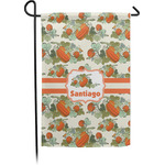 Pumpkins Garden Flag - Single or Double Sided (Personalized)