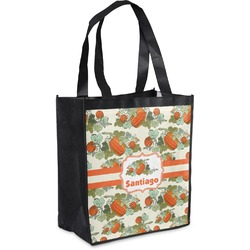 Pumpkins Grocery Bag (Personalized)