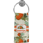 Pumpkins Hand Towel - Full Print (Personalized)