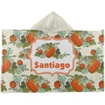 Pumpkins Kids Hooded Towel (Personalized)
