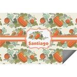 Pumpkins Indoor / Outdoor Rug (Personalized)