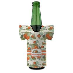 Pumpkins Bottle Cooler (Personalized)
