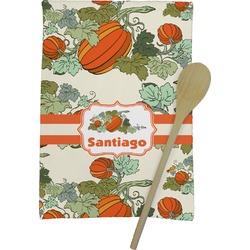 Pumpkins Kitchen Towel - Full Print (Personalized)