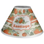 Pumpkins Coolie Lamp Shade (Personalized)