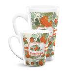 Pumpkins Latte Mug (Personalized)