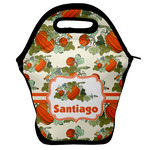 Pumpkins Lunch Bag w/ Name or Text