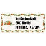 Pumpkins Return Address Labels (Personalized)