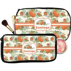 Pumpkins Makeup / Cosmetic Bag (Personalized)