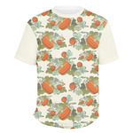Pumpkins Men's Crew T-Shirt (Personalized)
