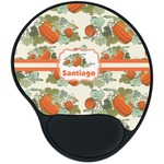 Pumpkins Mouse Pad with Wrist Support