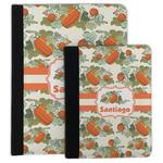 Pumpkins Padfolio Clipboard (Personalized)