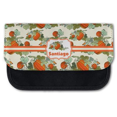 Pumpkins Canvas Pencil Case w/ Name or Text