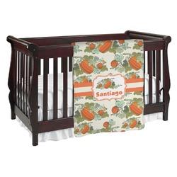 Pumpkins Baby Blanket (Personalized)