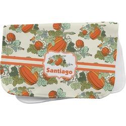 Pumpkins Burp Cloth (Personalized)