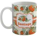 Pumpkins Coffee Mug (Personalized)