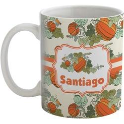 Pumpkins Coffee Mug (Personalized)