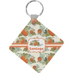 Pumpkins Diamond Key Chain (Personalized)