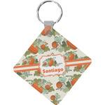 Pumpkins Diamond Key Chain (Personalized)