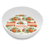 Pumpkins Melamine Bowl 8oz (Personalized)