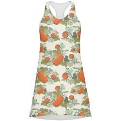 Pumpkins Racerback Dress (Personalized)