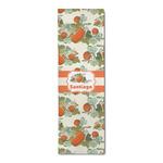 Pumpkins Runner Rug - 3.66'x8' (Personalized)