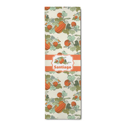 Pumpkins Runner Rug - 3.66'x8' (Personalized)