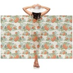 Pumpkins Sheer Sarong (Personalized)