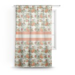 Pumpkins Sheer Curtains (Personalized)