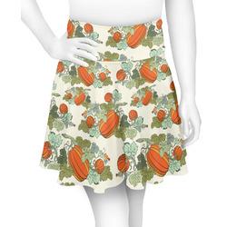 Pumpkins Skater Skirt (Personalized)