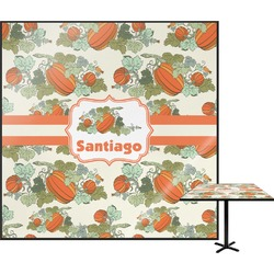 Pumpkins Square Table Top (Personalized)