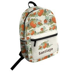 Pumpkins Student Backpack (Personalized)